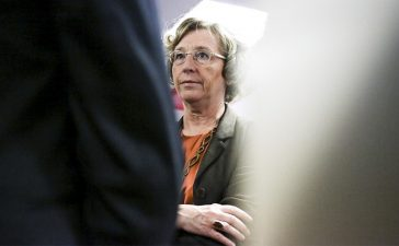 Muriel Pénicaud, la ministre du Travail
