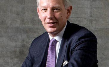 Dominic Barton, patron du cabinet McKinsey