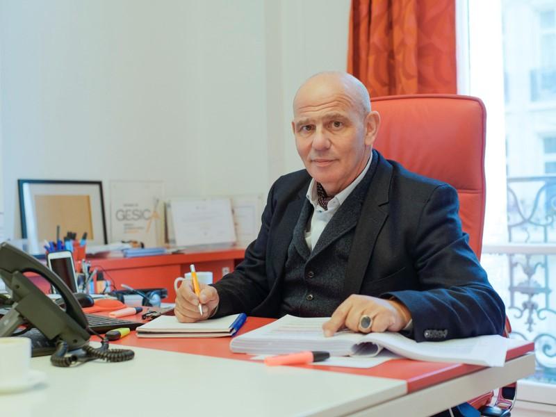 Maitre Gérard Haas