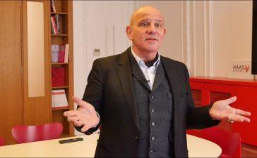 Gérard Haas, avocat au cabinet Haas, Paris