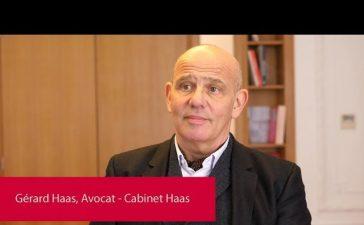 Gérard Haas, avocat au cabinet Haas (Paris)