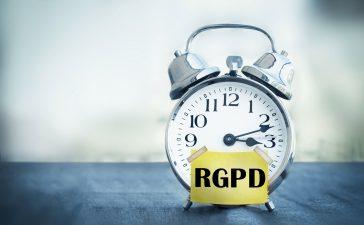 Application du RGPD