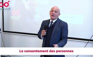 Gérard Haas, Avocat spécialiste du RGPD.