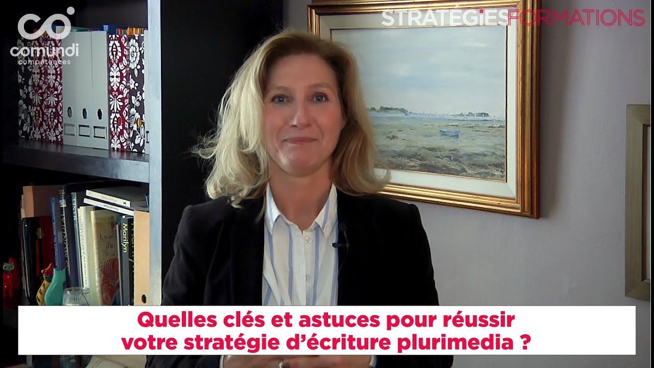 Carine GOURIADEC, consultante en stratégie éditoriale - communication digitale