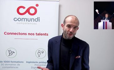 Christophe Terral, designer et coach narratif