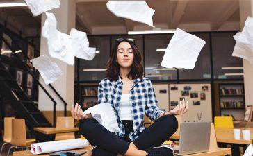 Gérer son stress grâce au Yoga