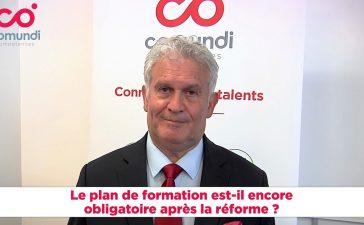 Alain-Frédéric Fernandez, expert en ingénieries de la formation