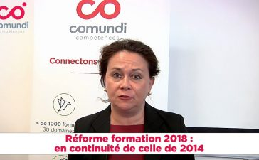Claire Pascal, DG de Comundi