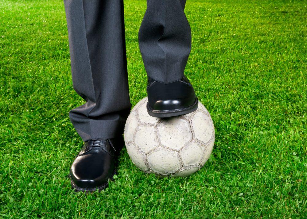Du foot à l'entreprise
