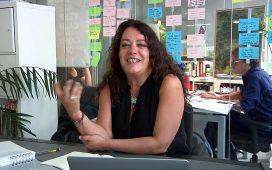 Emma Fric, Directrice de la Recherche et Prospective de Peclers