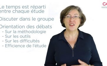 Catherine Vinçonneau, ergonome