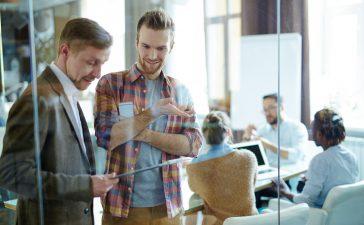 Le rôle d'interface du manager de proximité
