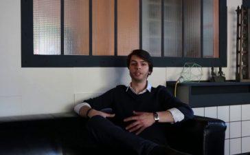Thomas Micaletto, co-fondateur de l'agence Troisième Rive.