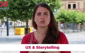 Découvrez une vidéo sur l' UX et le storytelling