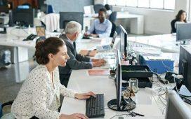 Les services généraux évoluent avec l'environnement de travail