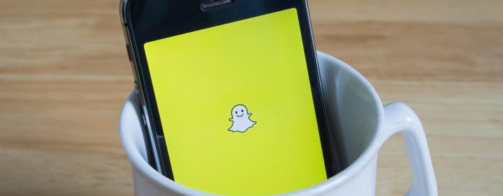 Découvrir les dernières tendances du réseau social Snapchat