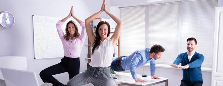Se libérer de ses tensions grâce à la relaxation et la détente musculaire