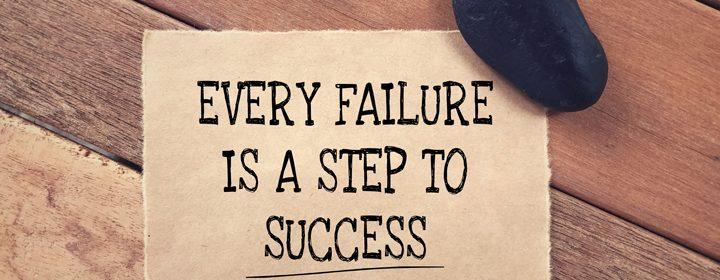 L'échec synonyme d'opportunité