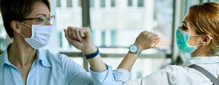 Référent covid-19 assure la santé et la sécurité des salariés