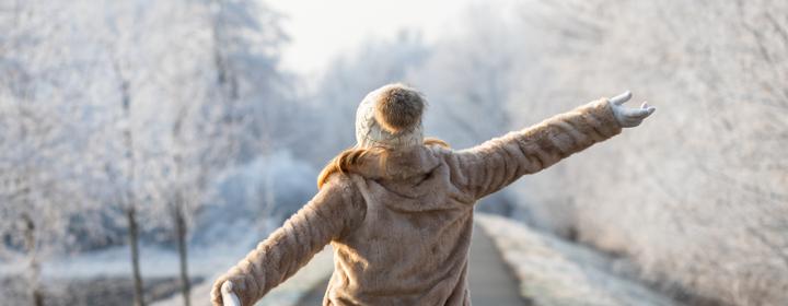 Conserver sa vitalité durant l'hiver