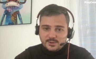 Julien Rio, AVP International Marketing RingCentral