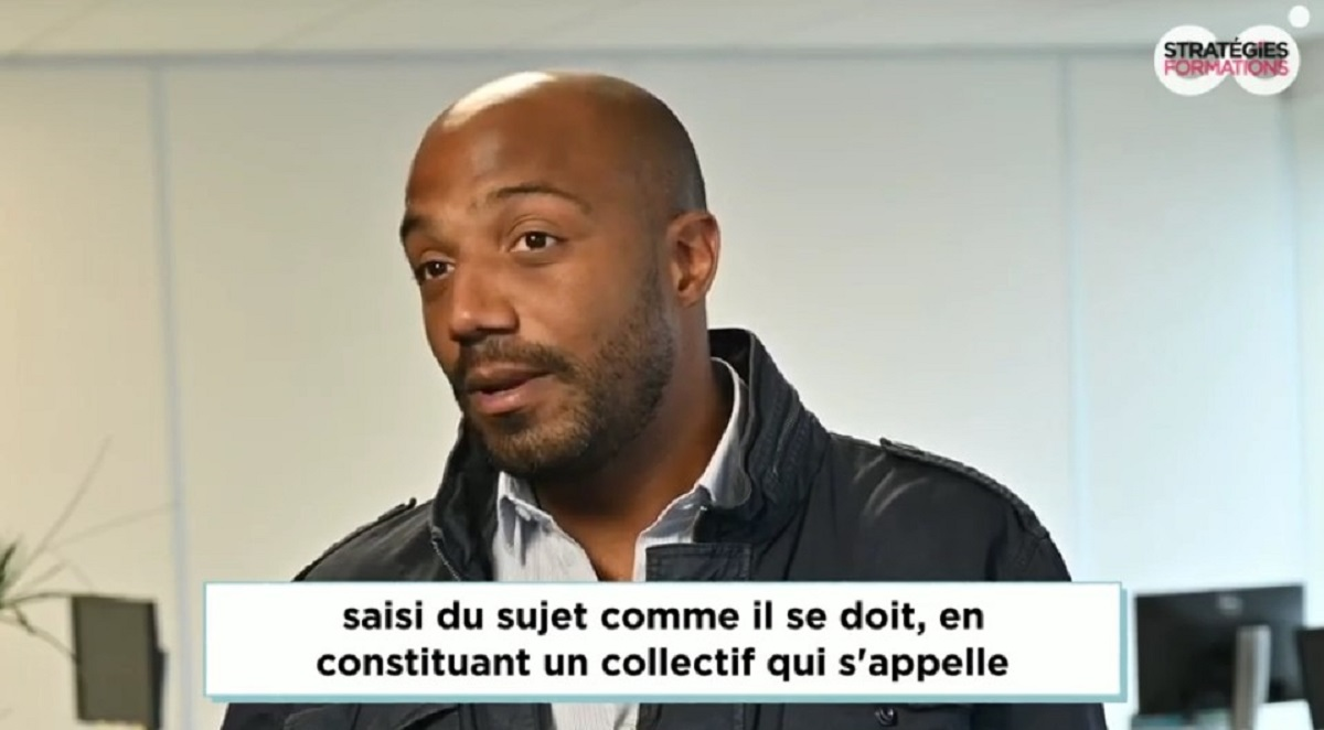 Maurice Ndiaye, Co-Président de l'ADETEM