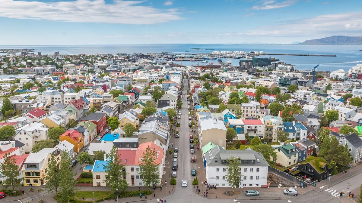 La semaine de 4 jours en Islande