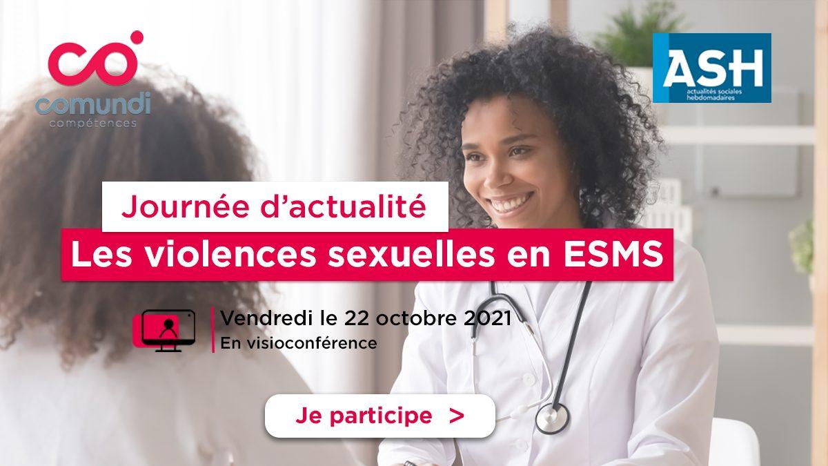 Les violences sexuelles en ESMS