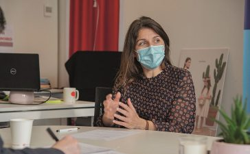 Sandra Hazelart, DRH du groupe Monoprix