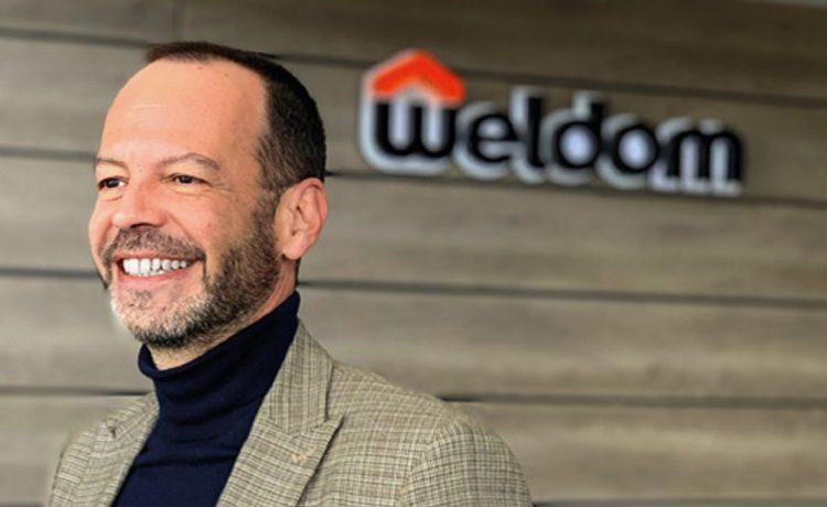 Julien Crespin, DRH chez Weldom