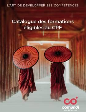 Catalogue des formations éligibles au CPF