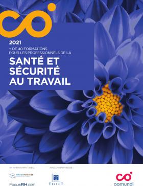 Catalogue Santé et Sécurité au travail