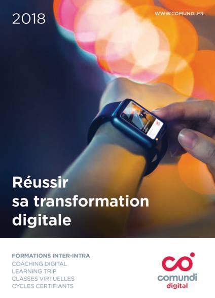 Catalogue Réussir sa transformation digitale