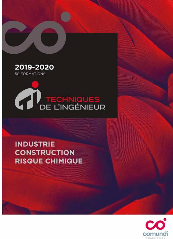 Catalogue Industrie - Construction - Risque chimique