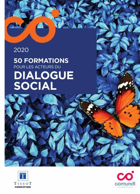 Catalogue Dialogue social