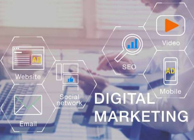Cycle certifiant - Concevoir et piloter une stratégie de marketing et communication digitale