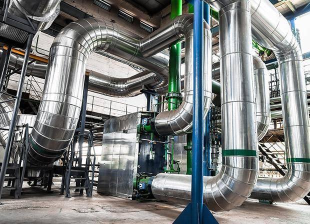 Isolation thermique des équipements industriels : le calorifugeage