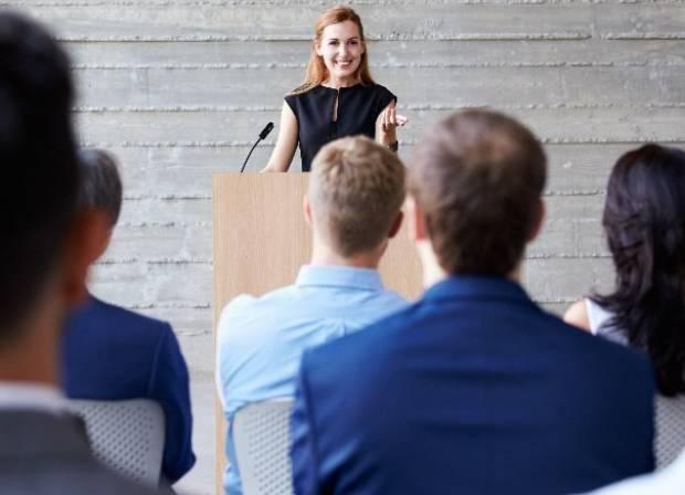 Certification management - Gérer le stress de la prise de parole en public